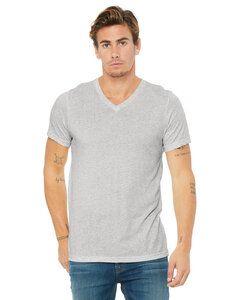 Bella+Canvas 3415C - t-shirt unisexe Triblend à manches courtes avec encolure en V