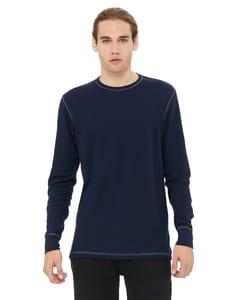 Bella+Canvas 3500 - Men's Thermal Long-Sleeve T-Shirt
