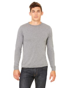 Bella+Canvas 3501 - Men's Jersey Long-Sleeve T-Shirt