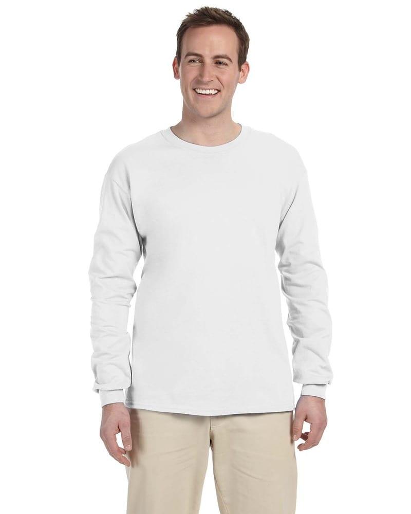 Jerzees 363L - T-shirt à manches longues  HiDENSI-TMC, 5 oz
