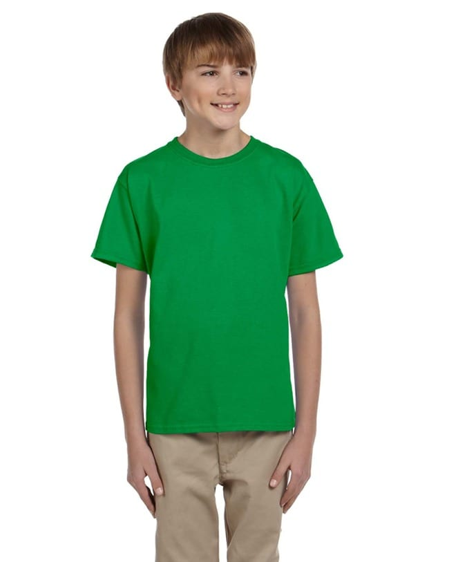Fruit of the Loom 3931B - Youth 5 oz., 100% Heavy Cotton HD® T-Shirt