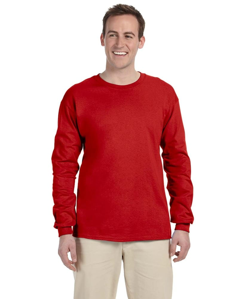 Fruit of the Loom 4930 - HD Long-Sleeve T-Shirt