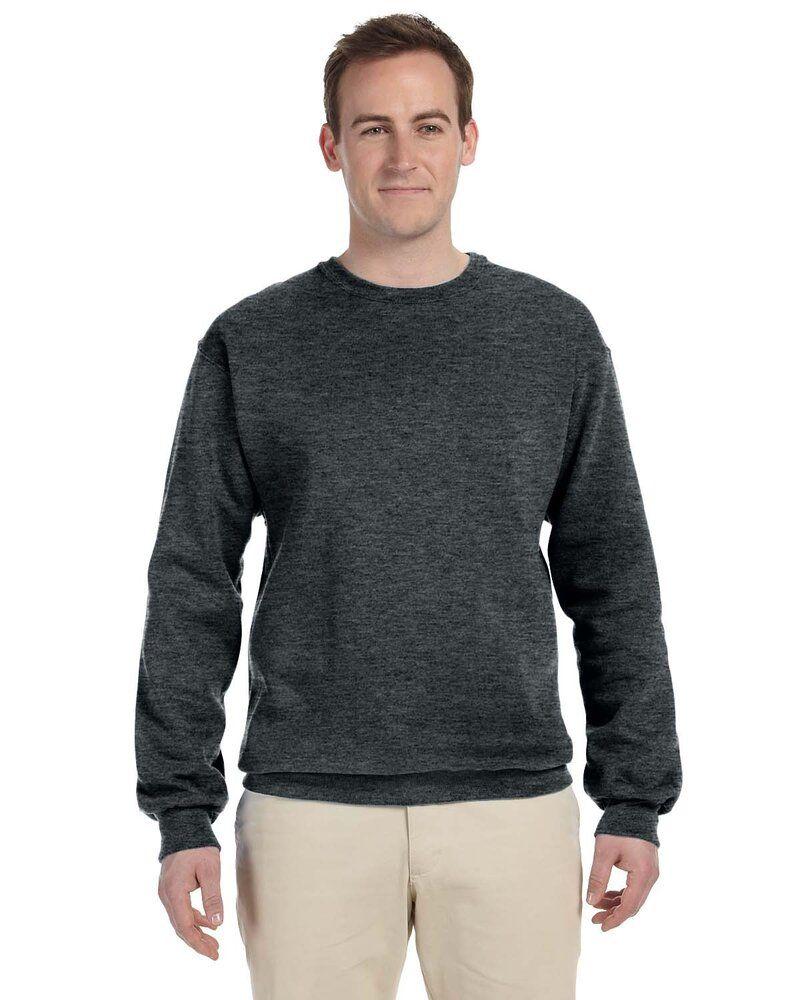 Jerzees 562 - 8 oz., 50/50 NuBlend® Fleece Crew