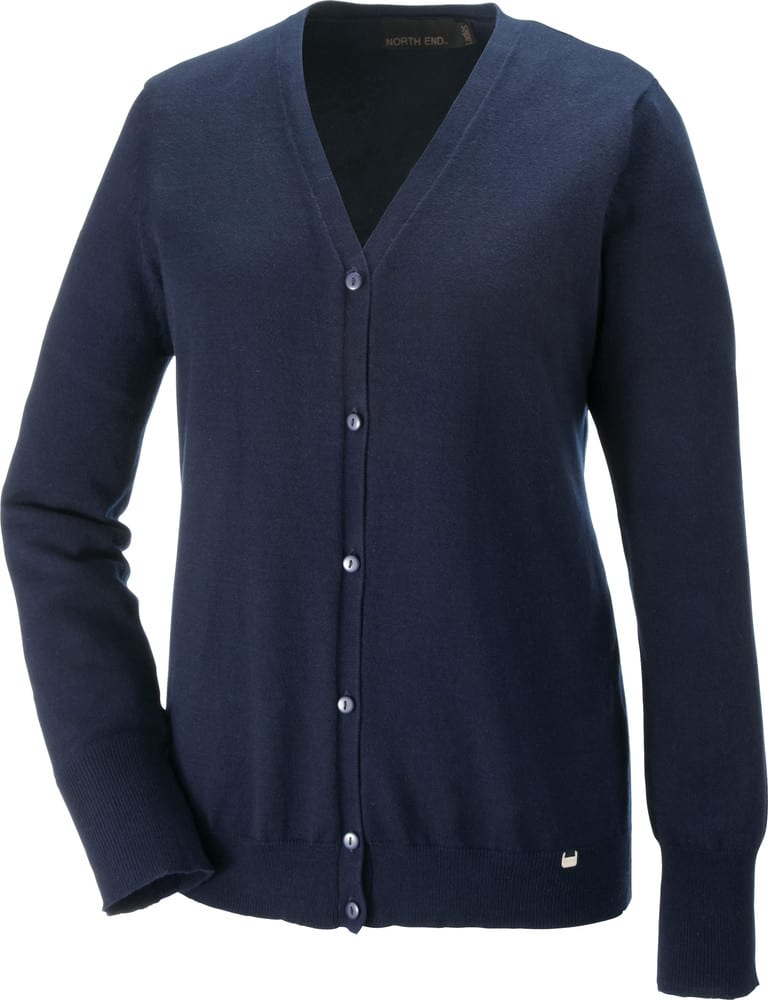 Ash City North End 71004 - Dollis Ladies' Soft Touch Cardigan