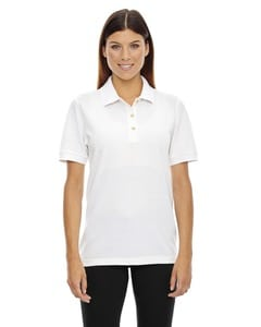 Ash City Extreme 75041 - Ladies Short Sleeve Extreme Pique Polo With Teflon®