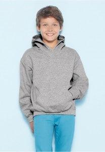Gildan® GI18500B Heavy Blend™ 50/50 Youth Hooded Sweatshirt