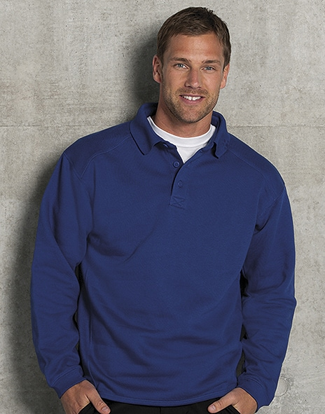Russell R-012M-0 - Workwear Sweatshirt met Kraag