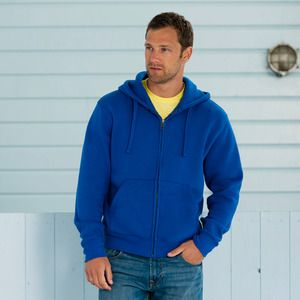 Russell R-266M-0 - Authentic Zipped Hood