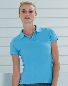 Russell Europe R-569F-0 - Ladies` Pique Polo