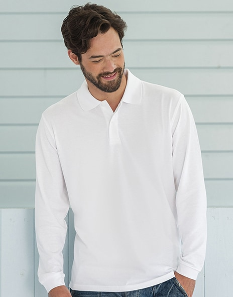 Russell Europe R-569L-0 - LS Piqué Polo