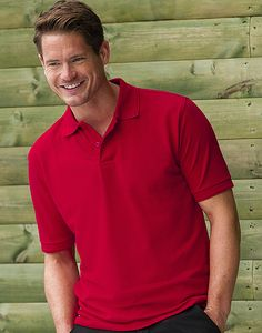 Russell R-599M-0 - Camisa Polo Hard Wearing hasta 4XL