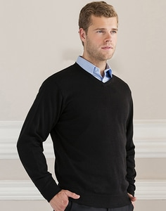 Russell Collection R-710M-0 - Jersey con Cuello en V