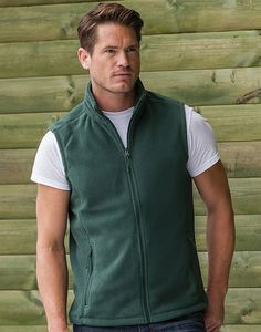 Russell R-872M-0 - Gilet Outdoor Fleece