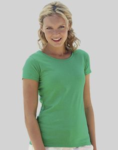 Fruit of the Loom 61-372-0 - T-Shirt Mulher Ajustada Valueweight
