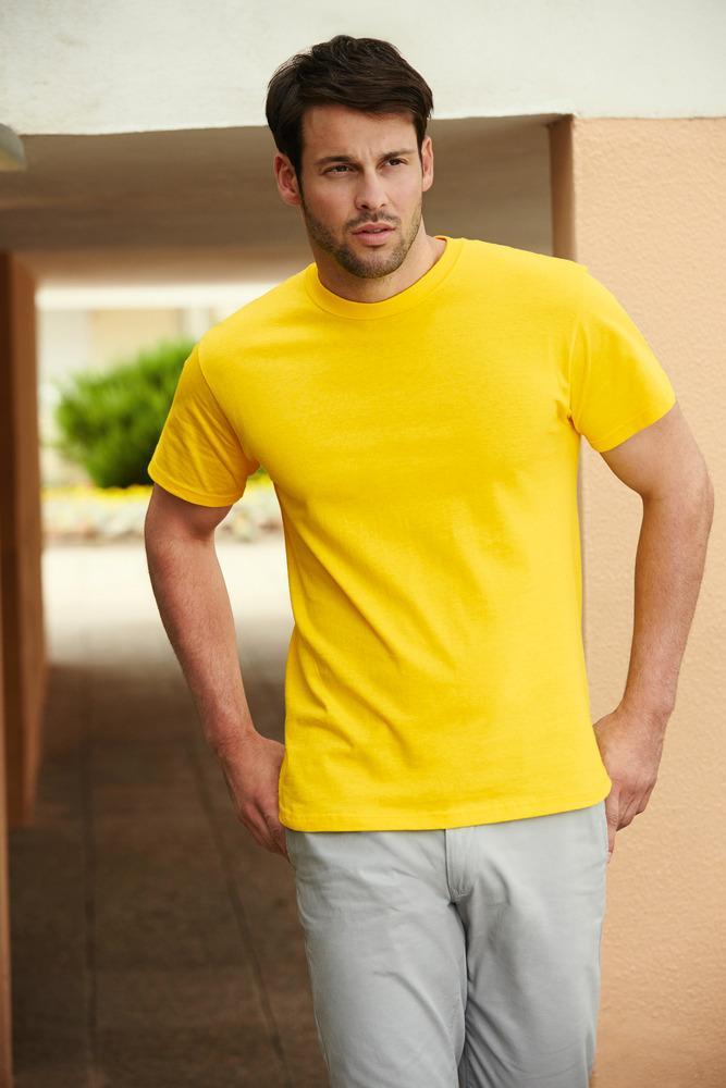 Fruit of the Loom SC61-212-0 - Tee Shirt en Coton