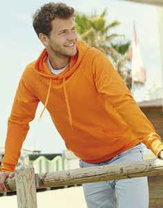Fruit of the Loom 62-140-0 - Sweatshirt leve de capuz