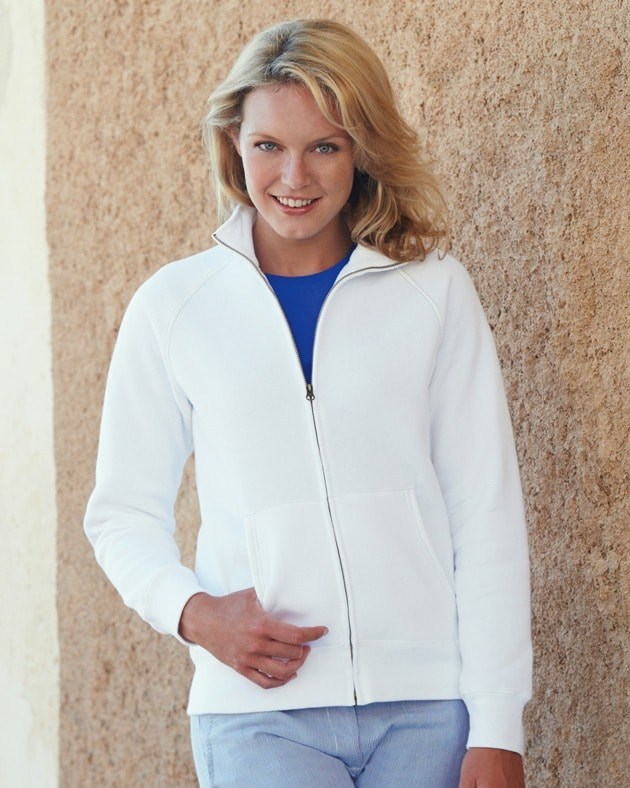 Fruit of the Loom 62-116-0 - Lady-Fit Sweat Jacket