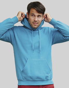 Fruit of the Loom 62-208-0 - Sweat à Capuche Homme avec Poche KangourouPoche Kangourou