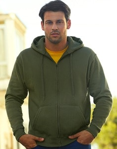 Fruit of the Loom 62-034-0 - Hooded Zip Sweatshirt