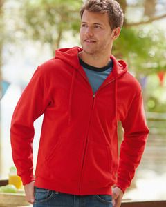 Fruit of the Loom 62-062-0 - Hooded Sweat Jacket