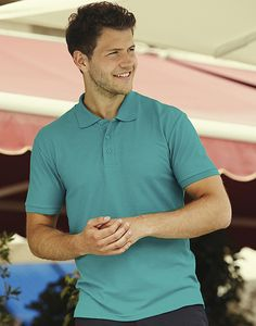 Fruit of the Loom 63-402-0 - Piqué Polo-Shirt
