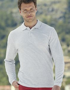 Fruit of the Loom 63-310-0 - Premium Long Sleeve Polo