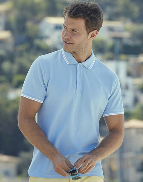 Fruit of the Loom 63-032-0 - Tipped Polo