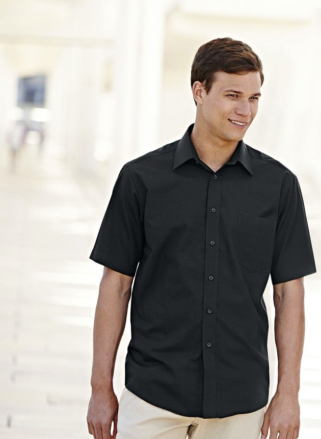 Fruit of the Loom 65-116-0 - Poplin Shirt