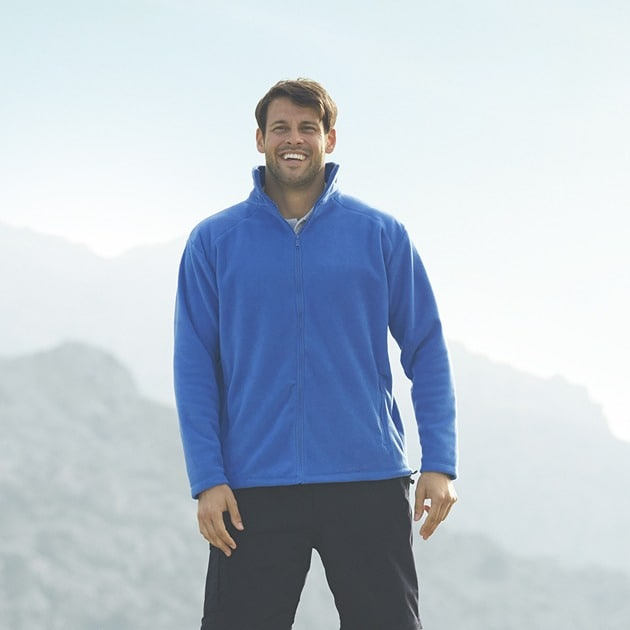 Fruit of the Loom 62-510-0 - Outdoor Full Zip Fleece