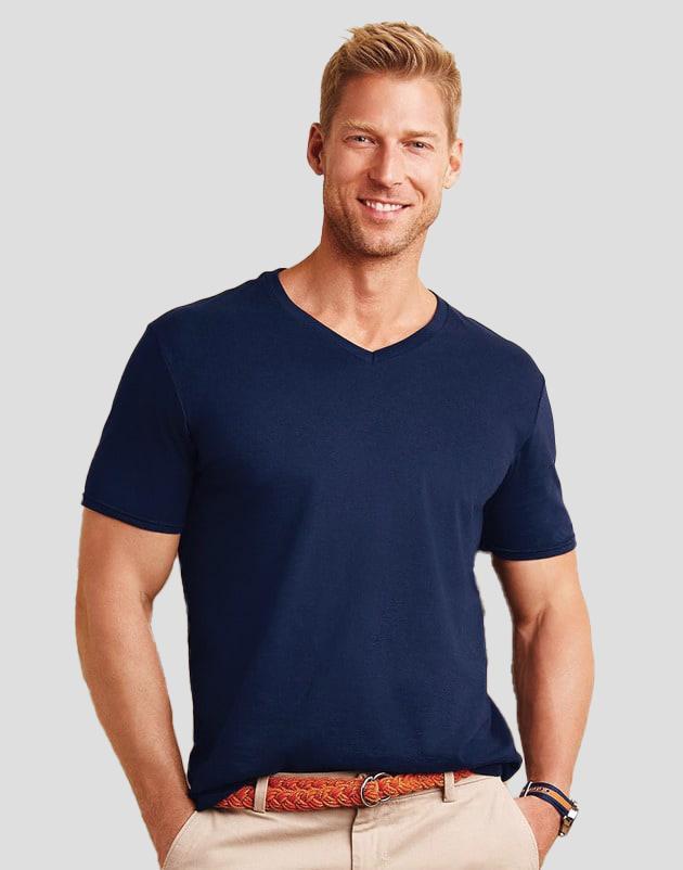 Gildan 64V00 - Camiseta Softstyle® Cuello en V