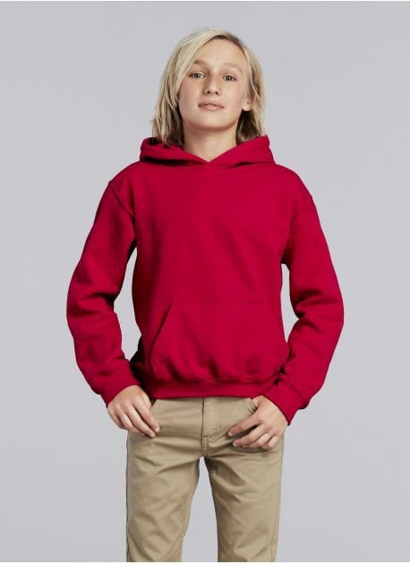 Gildan 18500B - Blend Youth Hooded Sweatshirt