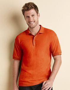 Gildan 8800 - Polo T-shirt Malha Homem DryBlend™