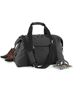Bagbase BG650 - Borsa da Weekend in Tela Vintage
