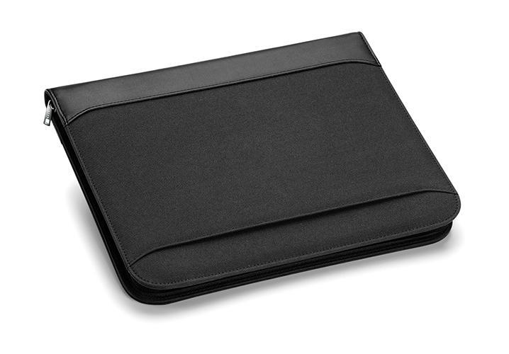 Quadra QD802 - Burbank™ Zipper Portfolio