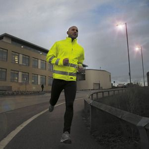 Result R117 - High-Viz Soft Shell Jacket