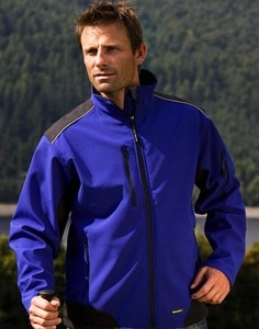 Result Work-Guard R124 - Casaco Softshell R124 Ripstop Work
