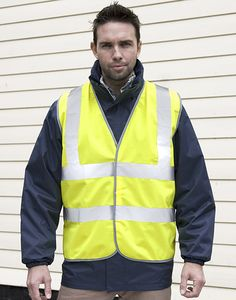 Result Safe-Guard R201X - Core Motorway Vest