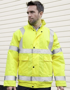 Result R217X - Core High Viz Winter Blouson