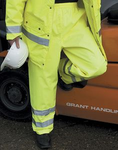 Result Safe-Guard R022X - Pantaloni sicurezza High Profile Rain