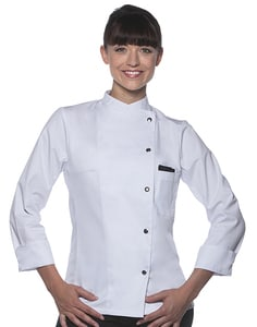 Karlowsky JF 3 - Ladies Chef Jacket Larissa