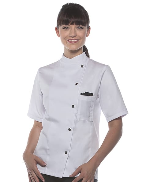 Karlowsky JF 4 - Ladies' Chef Jacket Greta