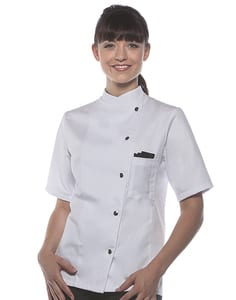 Karlowsky JF 4 - Ladies Chef Jacket Greta