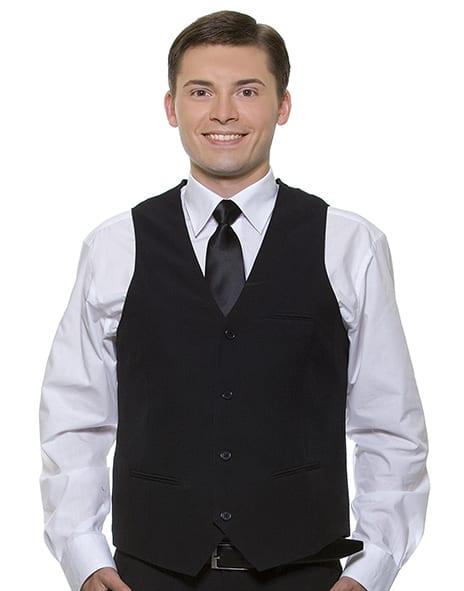 Karlowsky BWM 1 - Men's Waistcoat Basic