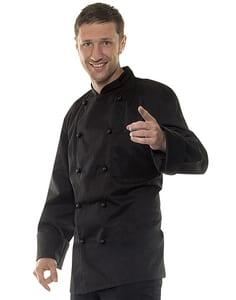 Karlowsky BJM 1 - Chaqueta de Chef Básica