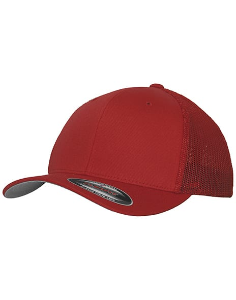 Flexfit 6511 - Mesh Cotton Twill Trucker Cap