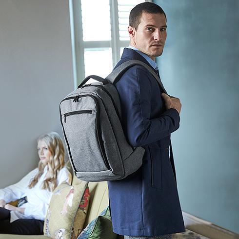 Quadra QD269 - Executive Digital Backpack