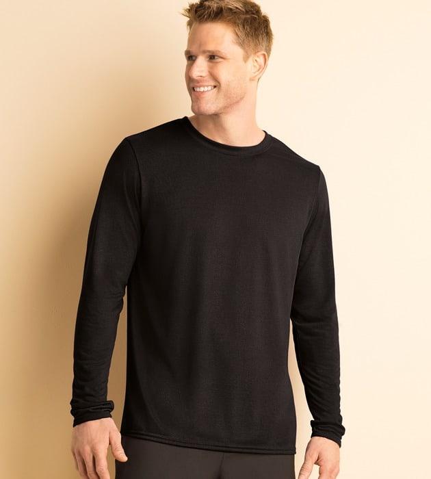Gildan 42400 - Performance® Adult LS T-Shirt