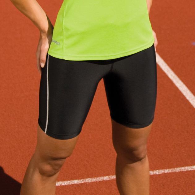Result S250F - Ladies` Bodyfit Shorts