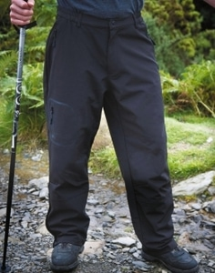 Result R132M - Performance Soft Shell Trousers