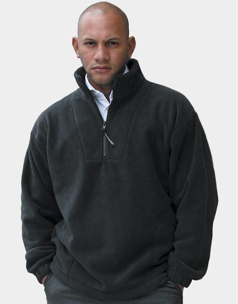 Result R033X - 1/4 Zip Fleece Top